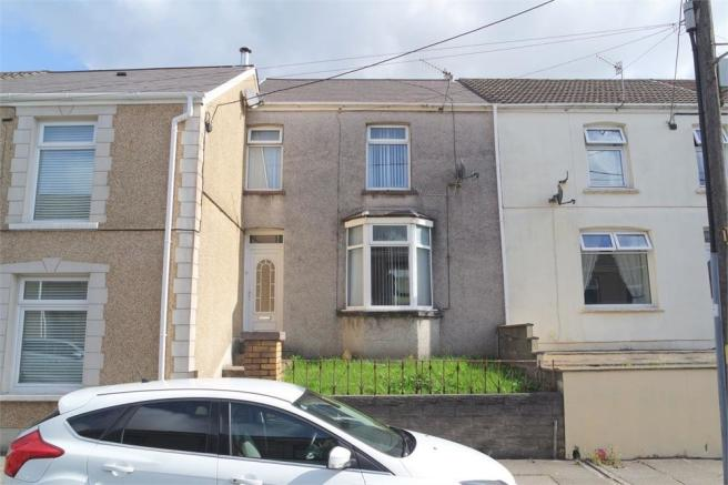 3 Bedroom Terraced House For Sale In Harvey Street Maesteg Mid
