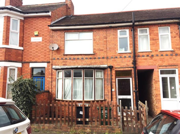 3 Bedroom Terraced House To Rent In Knightthorpe Road Loughborough
