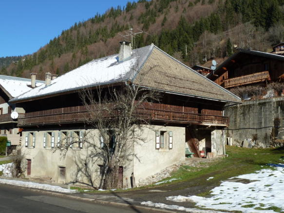 Main Farm Building