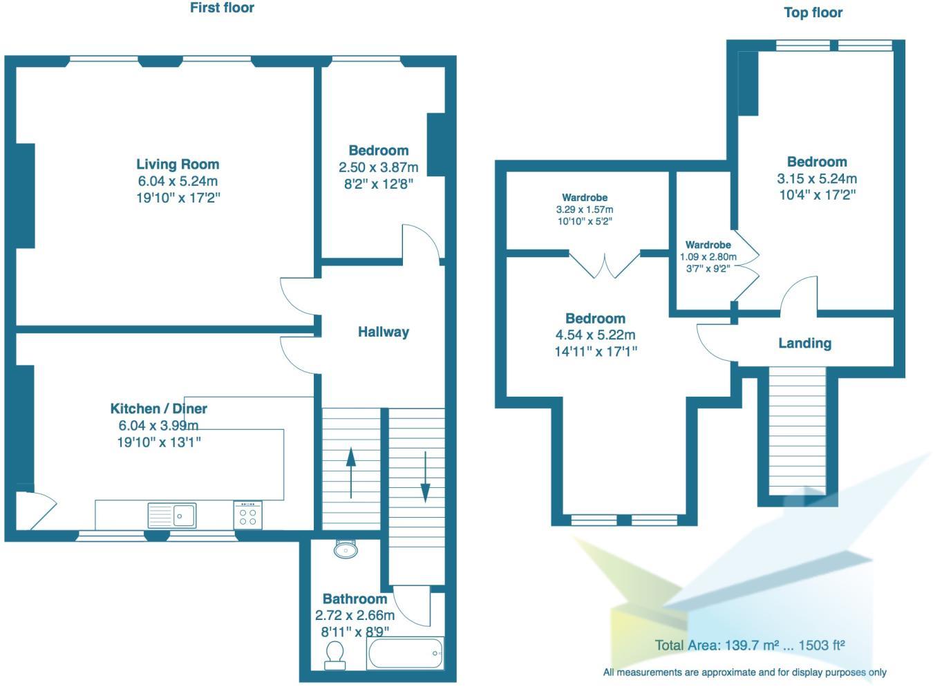 2 bedroom flat to rent in West Sunniside, Sunderland, SR1
