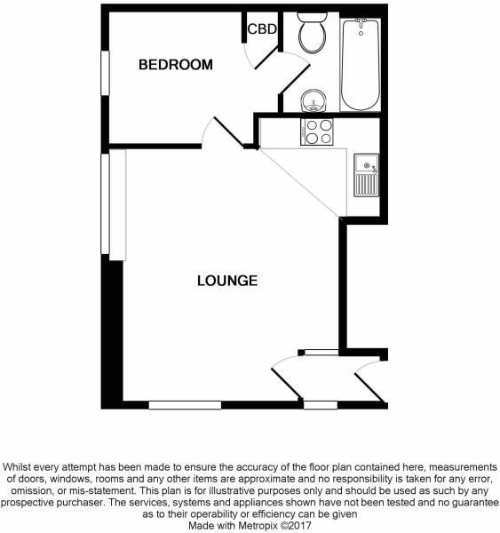 Floorplan - 1VC