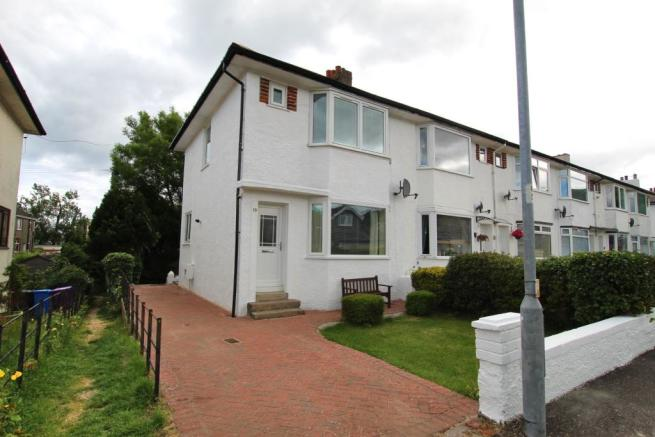 2 bedroom end of terrace house for sale in 15 Blythswood Crescent
