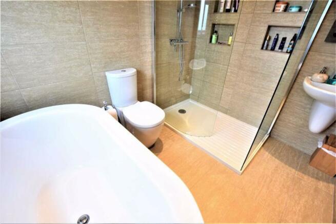 Three Piece Bath/Shower Room