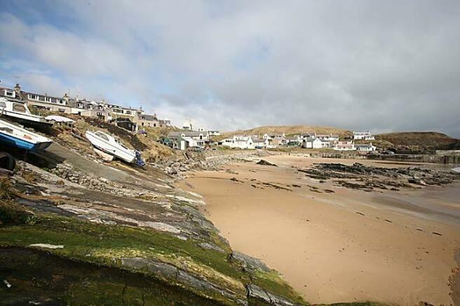 Sea View - The Cliff