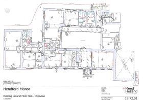 Floor/Site plan 2