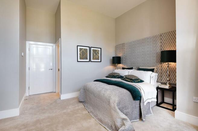 Second Floor 2 Bed