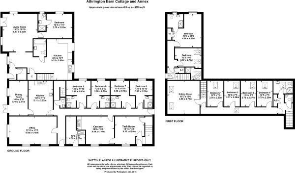 Barn Cottage + Annex