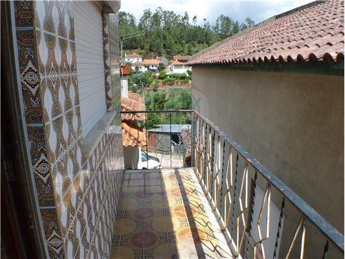 Main house - balcony
