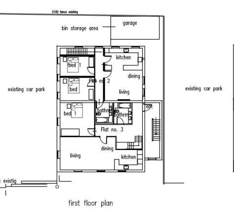 Flat First Floor