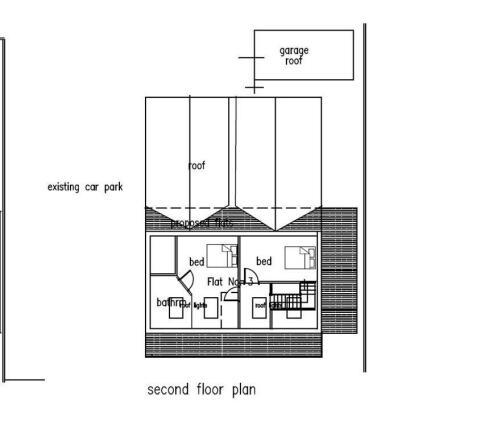 Flat Second Floor