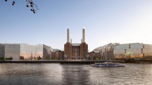Photo of #2036, Switch House West, Battersea Power Station