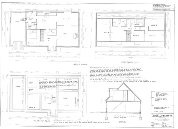 Architects Floorplan