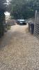 own driveway