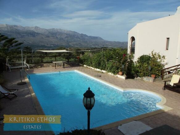 55 sqm pool