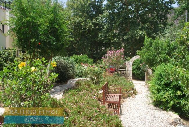 Beautiful gardens!