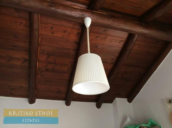 Beamed ceilings