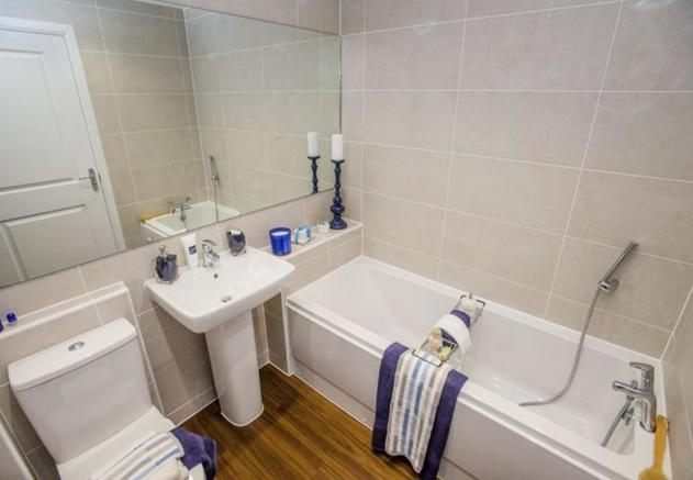 Winwick bathroom
