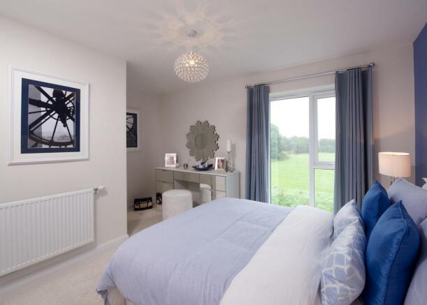Winwick bedroom