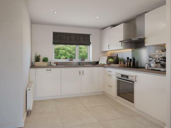 Cherwell kitchen