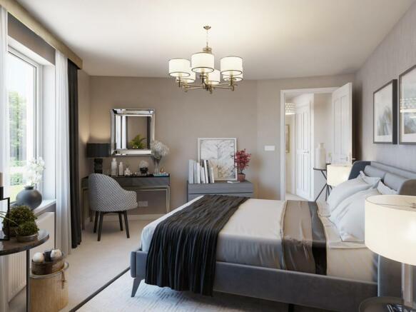 Cherwell bedroom