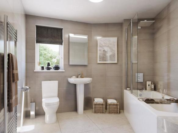 Cherwell bathroom