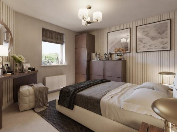 Whitefield bedroom 2