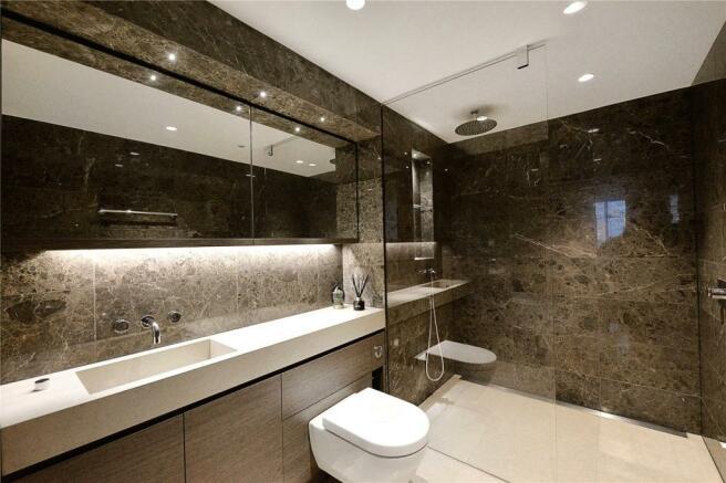 Shower Room, Se1