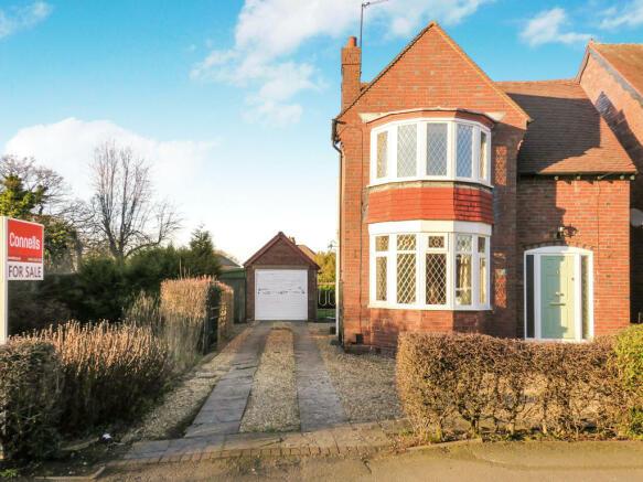 3 bedroom detached house for sale in Bentons Lane, Great Wyrley
