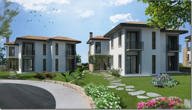 3 bedroom semi-detached villas Image 100