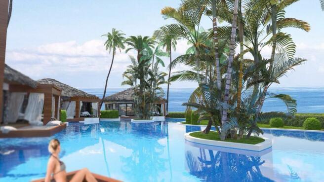 Maldives Village 3 Bedroom Luxury Apartment Image 9999