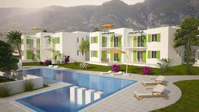 Karpasia by the Sea Elite 2 Bed Seafront Apartments Image 9999