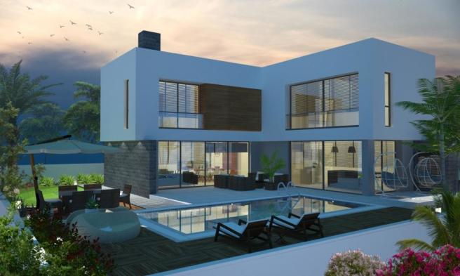 Modern 4 bedroom villa with pool in Catalkoy just metres from the sea Image 9999