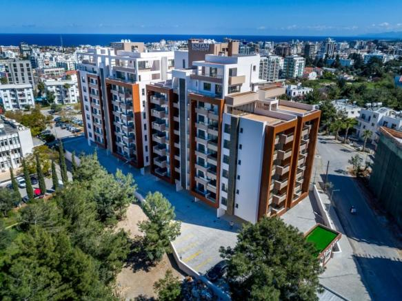 Brand new 3 bedroom duplex penthouse in Central Kyrenia Image 9999