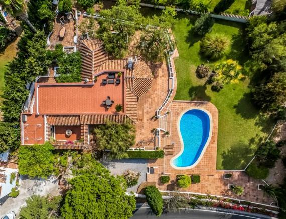 pool roof terrace