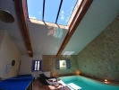 pool & opening roof
