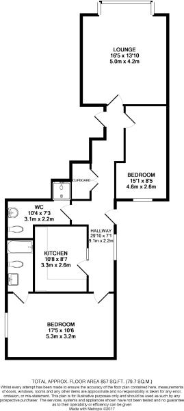 Flat 2   33 Grosvenor Place Jesmond   NE2 2RD