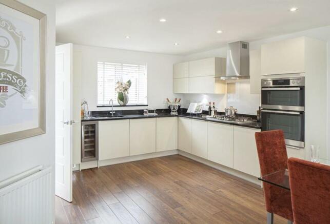 Thornbury Show Home Kitchen
