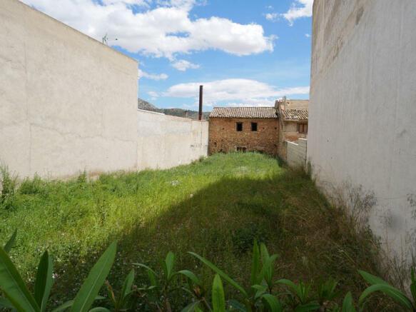 Land for sale in Hondón de los Frailes, Alicante, Valencia