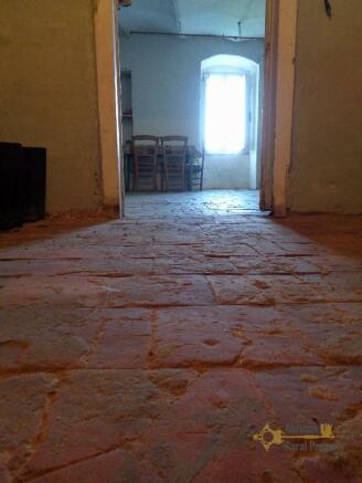 Original cotto tiles