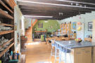 IThe kitchen/dining/living