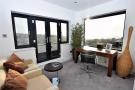 Study with Balcony