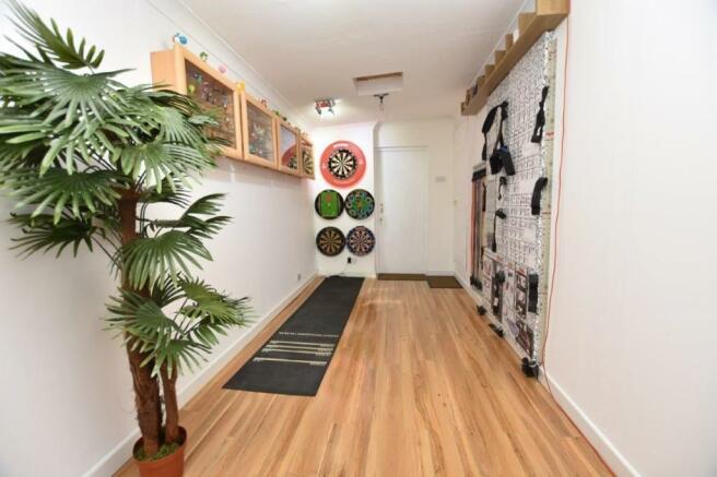 Gym/games room