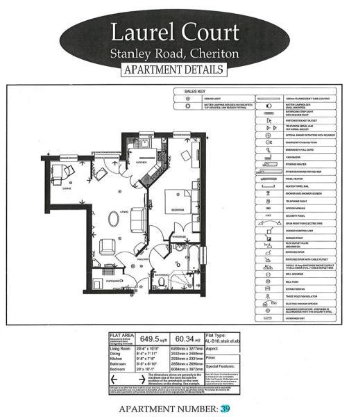 Flat 39, Laurel Court..jpg