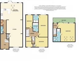 Roding Lane North - Floorplan
