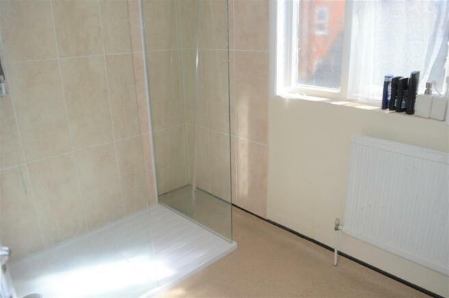 communal shower room