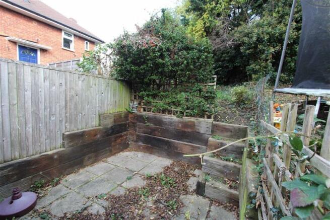 Own Section Rear Garden