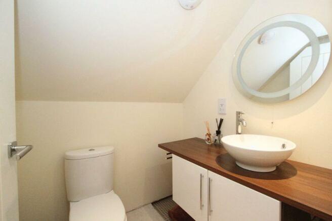 An wash room