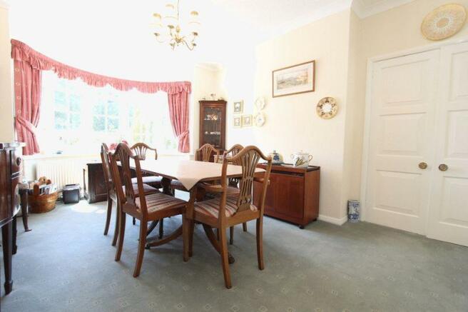 dining room p