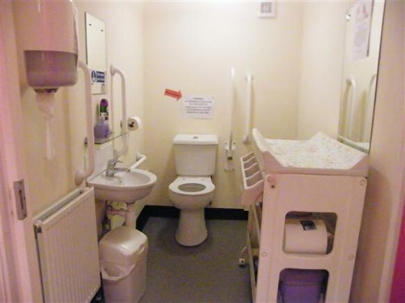 Wash Room Toilets