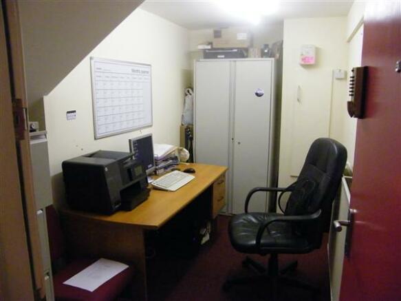 Office/Storage: